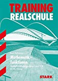 Training Realschule - Mathematik Funktionen 8.-10. Klasse