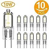 Act 10 X G4 Modelo Bombilla Lámpara Halógena 2 pin 12V 10W