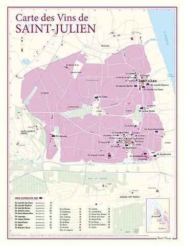 Carte des vins de