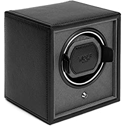 New for 2015! Wolf Designs Single Cub Watch Winder Black