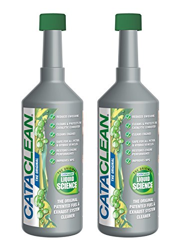 Cataclean 450ml Engine and Catalytic Converter Cleaning Treatment (twin pack)