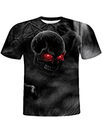 RETUROM -Camisetas Camiseta para Hombre, Camisas de Hombre Manga Corta, Camisa de Manga