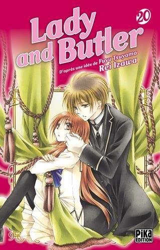 Lady and Butler, Tome 20 : par Rei Izawa, Fuyu Tsuyama