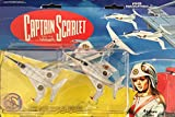 1993 Angel Interceptor Captain Scarlet Vivid Imaginations Diecast Vehicle