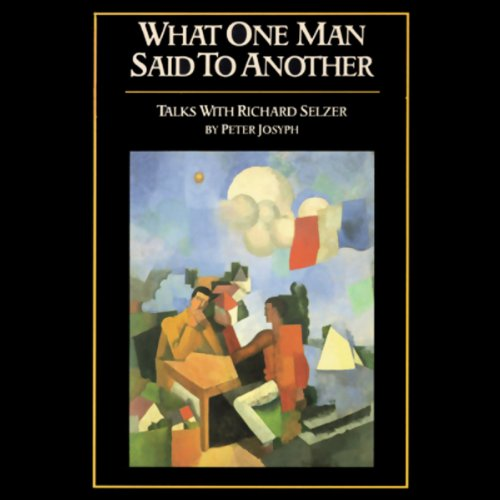 What One Man Said to Another  Audiolibri