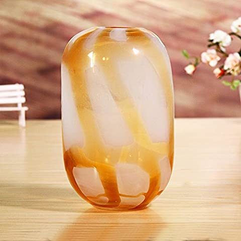 KPHY-Fashion shells, vases, creative home accessories, stained glass vases, glass crafts, home
