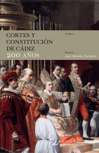 Estuche Cortes y Constitución de  Cádiz 200 años (F. COLECCION) por Autores varios