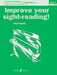 Piano - Improve Your Sight-reading - Grade 2