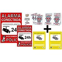 Amazon.es: pegatina alarma securitas: Electrónica