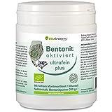 Biotraxx Herbe de Blé Bentonite Ultra Fine Plus Argile Minérale Activée