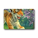 Personal Custom Tiger Fu?matten Doormat Outdoor Indoor 18