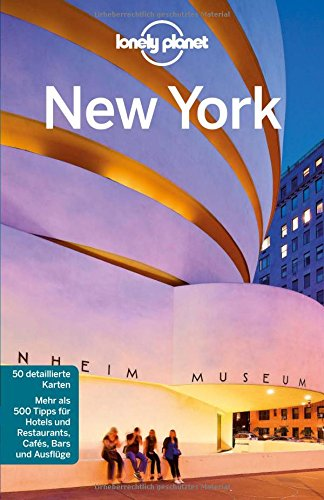 Preisvergleich Produktbild Lonely Planet Reiseführer New York (Lonely Planet Reiseführer Deutsch)