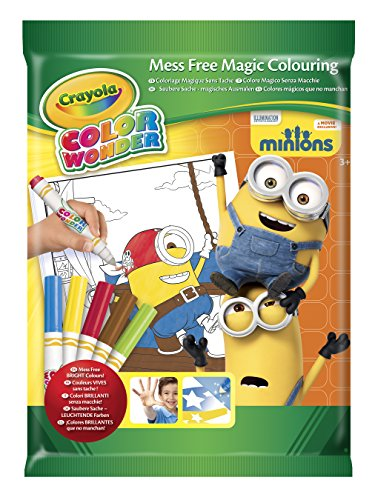Crayola color wonder – 75 – 1918-e-000 – libro da colorare