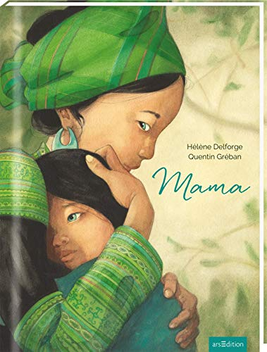Mama (Baby-buch-kunst)