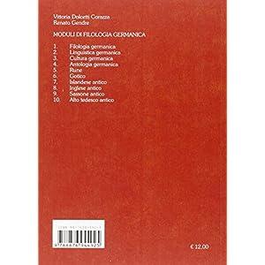Filologia germanica: 1