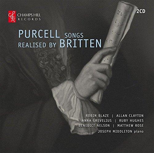 Mélodies de Purcell Réalisées par Benjamin Britten