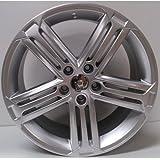 2x Llantas de Aleación para Volkswagen Golf R, estilo 18x 8.0.0Hyper Plata greggson (gg-31-cc)