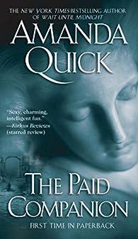 The Paid Companion par Amanda Quick