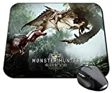 Monster Hunter World Tappetino Per Mouse Mousepad PC