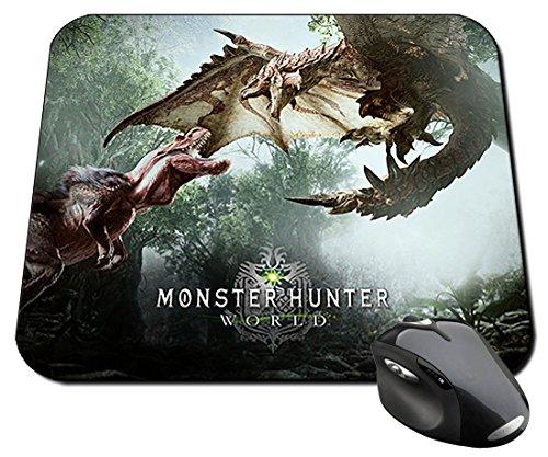 Preisvergleich Produktbild Monster Hunter World Mauspad Mousepad PC