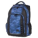 SNATCH Schulrucksack Rucksack Daypack - WALKER Schneiders - Volumen: 30 Liter (Haze Blue) - 42109-070
