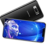 Moviles Libres Baratos 4G Note 9,5.84' Smartphone de 3GB RAM 32GB ROM 3800mAh Bateria,13MP Camara Full HD+ 19:9 Dual Sim Android 7.0 Face ID 3G+ Spiphone telefonos moviles libres baratos (Negro)