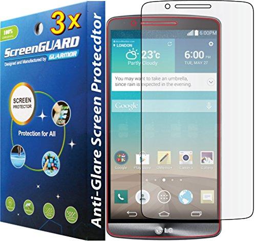 guarmorshield 3x Anti Glare Matt LCD Displayschutzfolie Cover Guard Shield Film für LG G3D850D855D851LS990VS985 (Lg Anti Protector Screen Glare G3)
