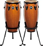 Meinl Percussion HC555MA Wood Conga-Set, Headliner Series, Durchmesser 25,4 cm...