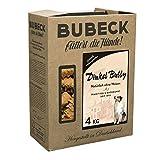 Bubeck - Hundekuchen - Dinkel Bully Biskuit - weizenfrei - 4kg