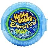 Hubba Bubba Bubble Tap Sour Blue Raspberry 6ft Gum, 56.7g (ART02307)