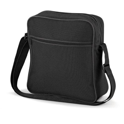 Bag Base, Borsa a spalla donna multicolore Black/Dark Graphite Black/Dark Graphite