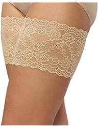 Bandelettes, elastische Oberschenkelbänder, die nicht Scheuern - Verhindern Reibung am Oberschenkel