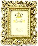 Shabby Chic French Vintage Style Ornate Gold Photo Frame