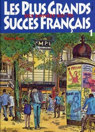 REBA PRODUCTIONS PLUS GRANDS SUCCES FRANCAIS DES ANNEES 60/70 - PAROLES ET ACCORDS Noten Pop, Rock, .... Klavier Gesang Gitarre Pvg -