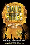 The Annihilation Score by Charles Stross front cover
