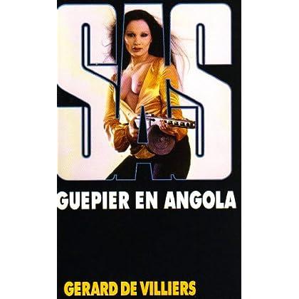 SAS , numéro 37 : Guêpier en Angola