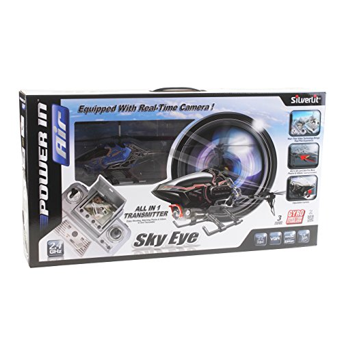 Silverlit Sky Eye 3-Kanal Helikopter + Kamera - 5