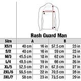 Cressi Herren Rash Guard, Protection Solaire UV (UPF) 50+ -
