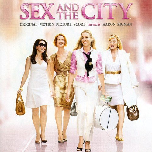 Preisvergleich Produktbild Sex and the City the Score
