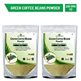 Nutriherbs 100% Pure And Natural Green Coffee Beans Powder For Weight Loss 200Gm