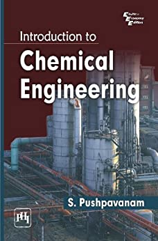 Introduction to Chemical Engineering by [Pushpavanam, S.]