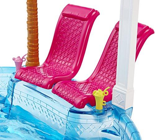 Image of Barbie Glam Pool