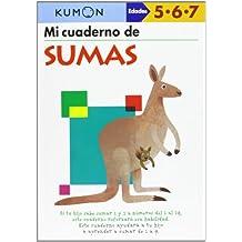 Kumon. Mi Libro De Sumas