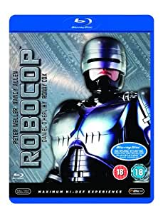 Robocop [Blu-ray] [1987]
