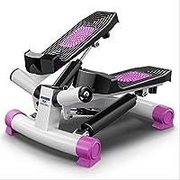 Preisvergleich für LY-01 Stepper Mini Stepper mit LCD-Konsole Kalorienzähler, Schrittzähler, Timer, Übung Schritt Maschine Aerobic Fitness Stepper Seile Workout, leicht und tragbar, einfach zu Speichern