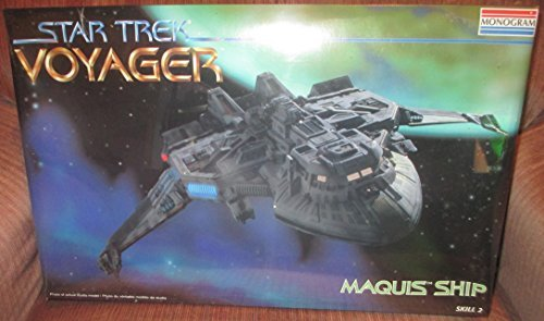 Star Trek Voyager Marquis Ship Model Kit by Monogram by Moogram