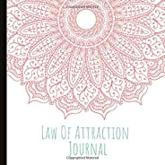Law Of Attraction Journal: Effectively Manifest With This Planner & Journal, High Quality 8.5x8.5 Journal With Quotes, Visuli