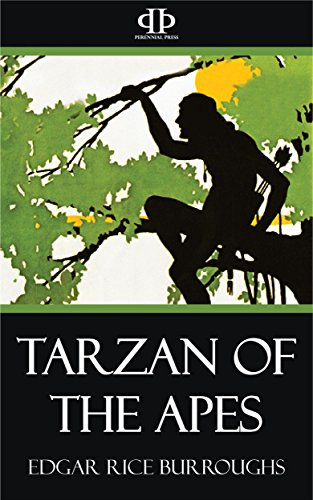 tarzan of the apes novel