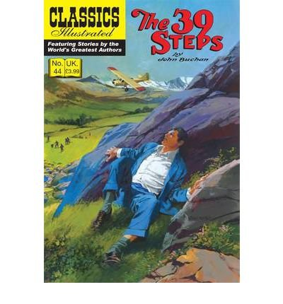 [The 39 Steps * *] [by: John Buchan]