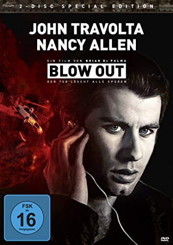 Blow Out - Der Tod löscht alle Spuren [2 DVDs]